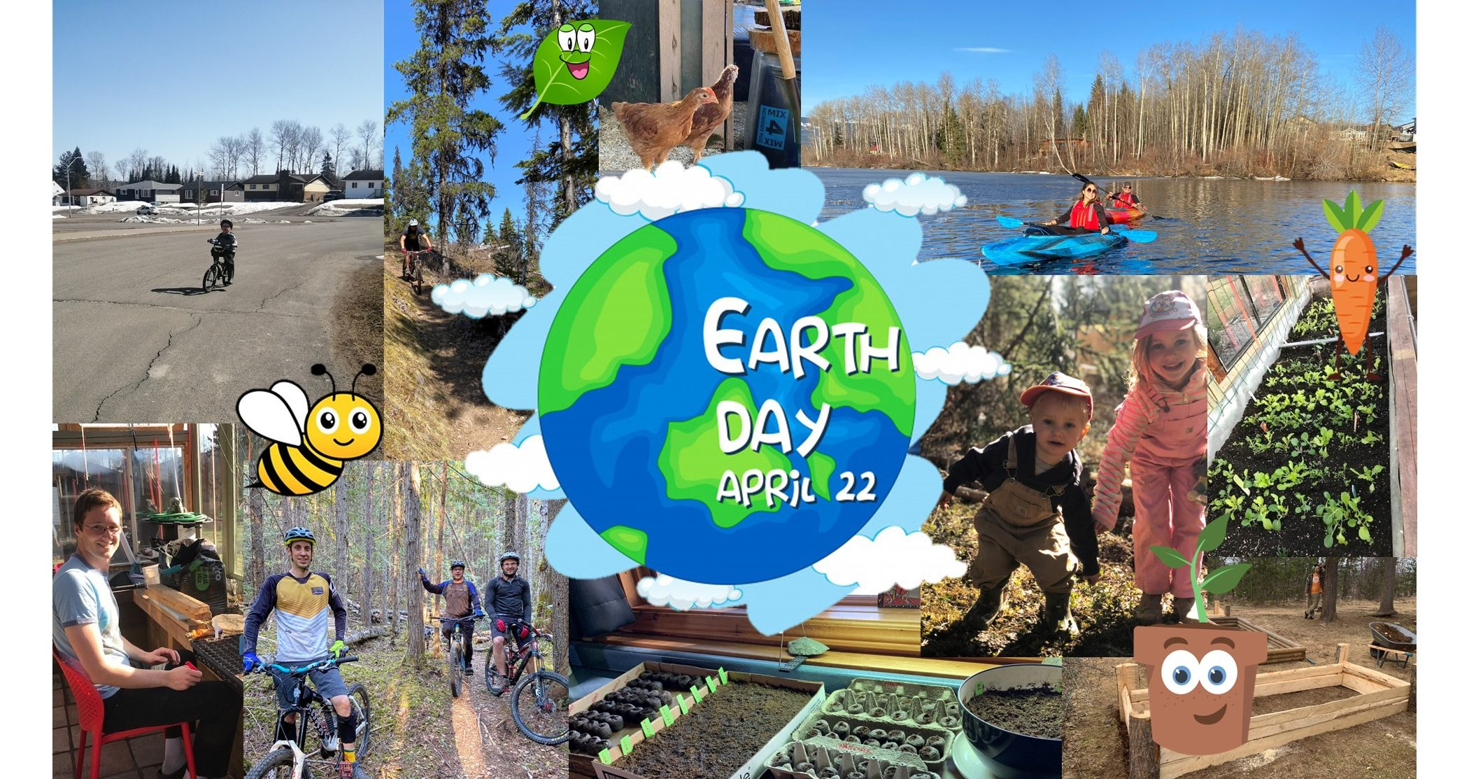 Earth Day – April 22, 2021